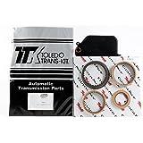 Transmission Overhaul Seal Kit Toledo T80002A Fits Honda 4 Speed