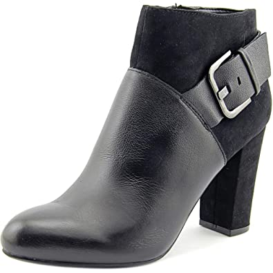 Womens Nimble Suede Closed Toe Ankle Fashion Boots