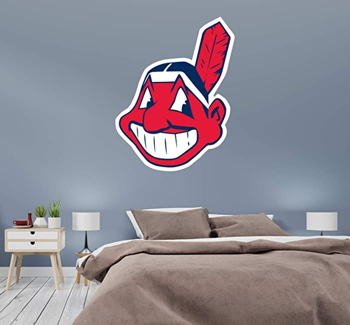 "Baseball Team - Wall Decal Vinyl Sticker for Home Interior Decoration Doors Laptop, Window, Mirror, Car (16"" x 20"")"