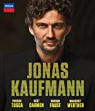 Jonas Kaufmann - Carmen - Tosca - Faust - Werther [4 Blu-ray]