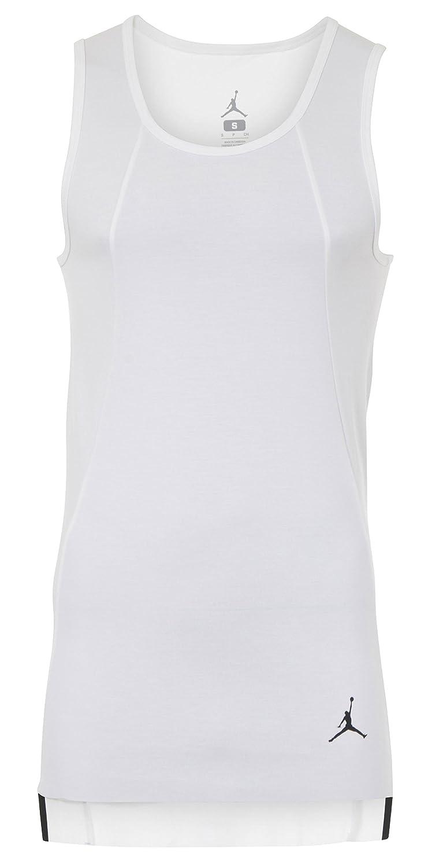 NIKE Jordan Men's 23 Lux Extended Tank Top Mens Athletic-Shirts 749996 749996-010