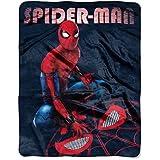 Marvel Spiderman Silk Touch Throw Blanket