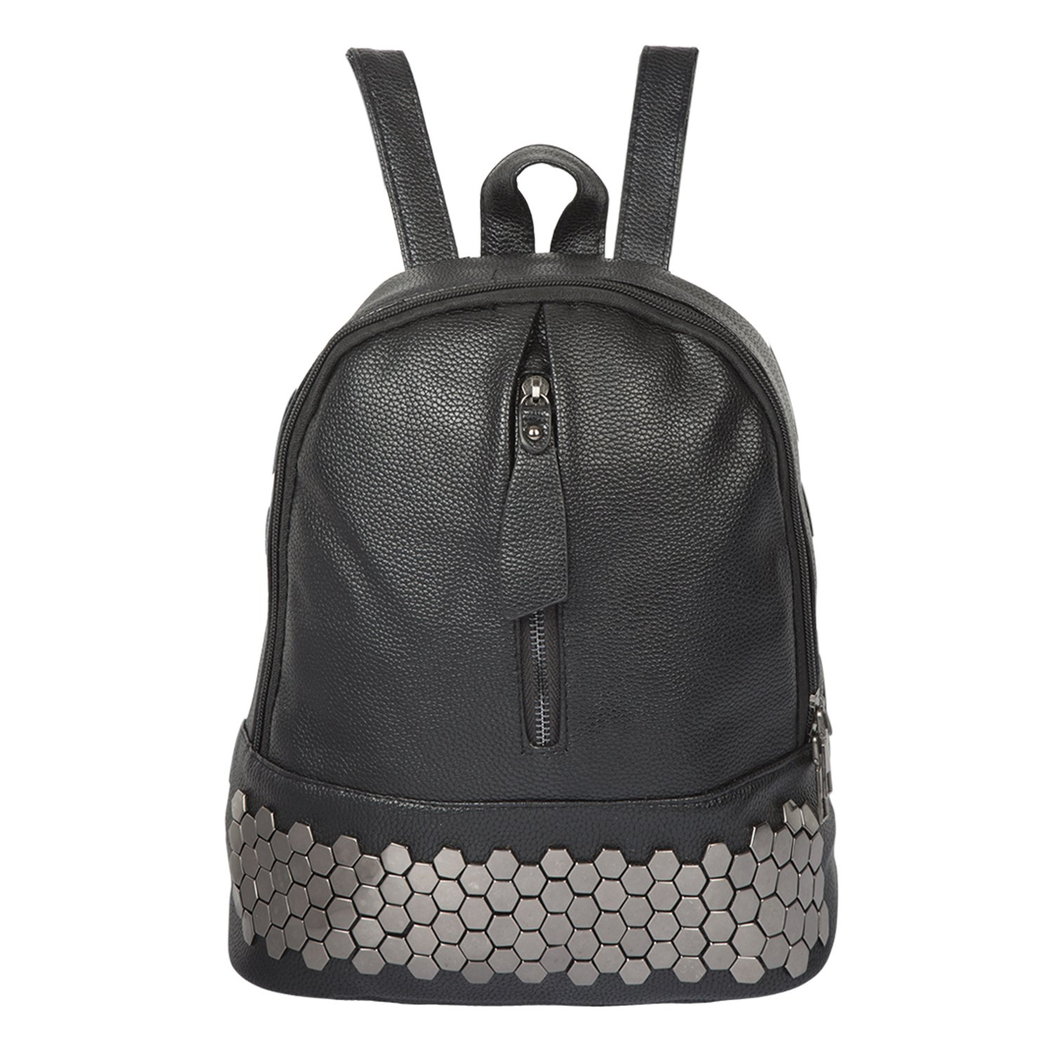6b03b148a8 Buy AllExtreme Women Leather Backpack for Girls   Ladies - Stylish Fashion  Shoulder Bag PU Leather Rucksack Travel Bag Online at Low Prices in India  ...