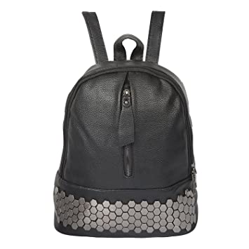 Buy AllExtreme Women Leather Backpack for Girls & Ladies - Stylish ...