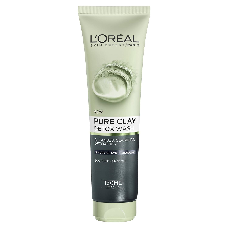 L'Oréal Pure Clay Green Face Wash 150ml L' Oreal 3600523430949