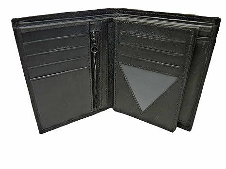 nero Uomo Gift Con A Per Stile Rl23w Sportiva Scomparti Verticale Roamlite Boxed Inserimento Black Portafogli nbsp;carte Giacca Da Di Rl23w Credito 11 UnxtAAR0S