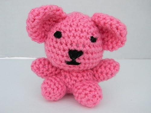 Amazon.com: Minion 2 Eyes, Handmade Crochet Amigurumi, Stuffed Toy ...   375x500
