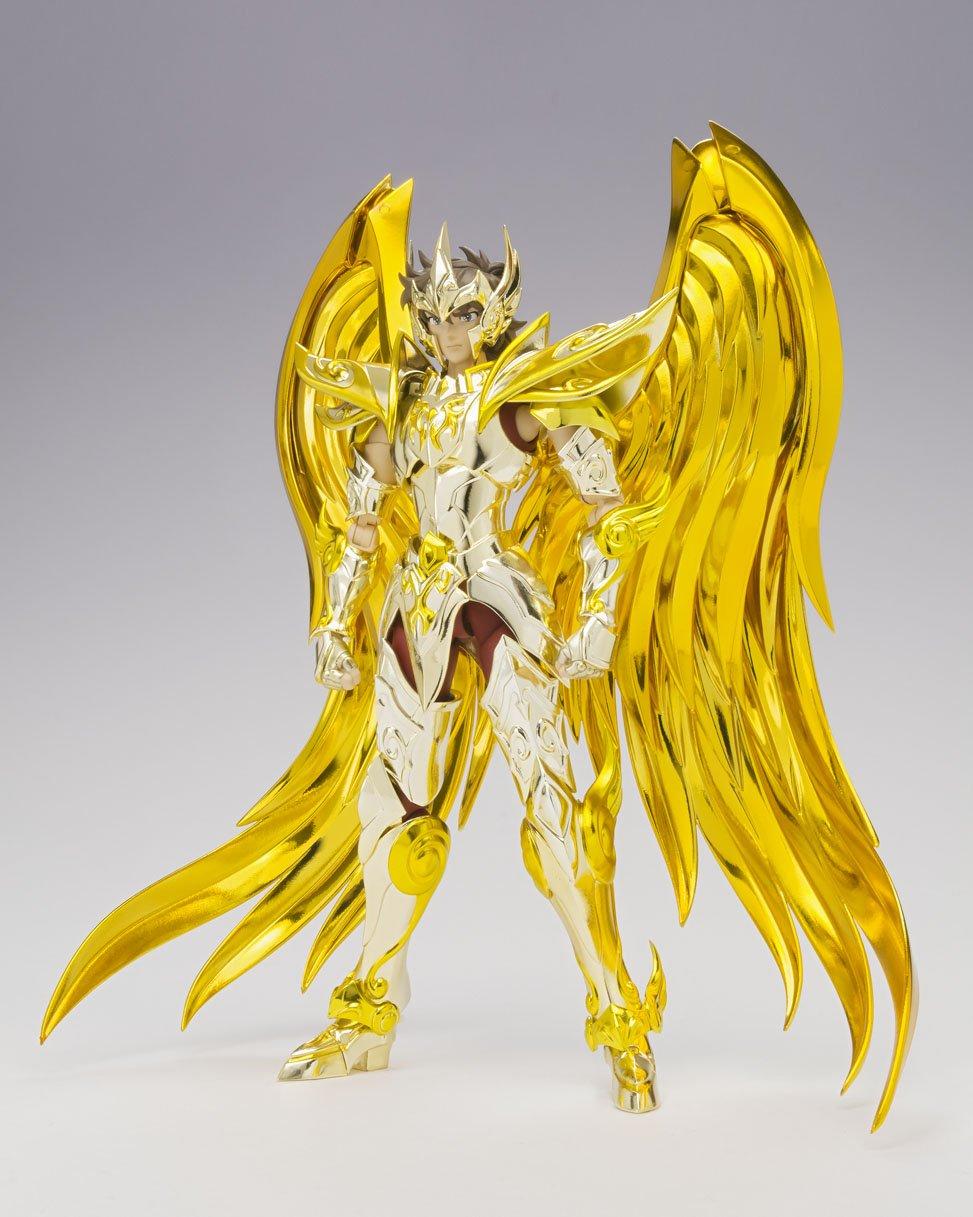 Saint Seiya figura caballeros de oro de sagitario