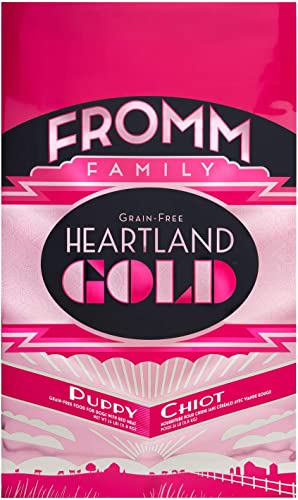Fromm Family Foods 727076 12 Lb Prairie Gold Puppy Dry Dog Food 1 Pack , One Size