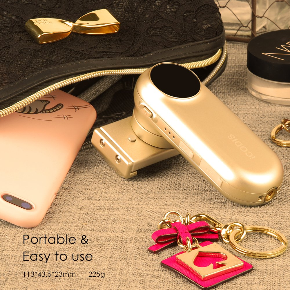 Portable High-tech Stabilizer Compatible with Smartphone Fashionable iCODIS Smartphone Gimbal PG3 Simple