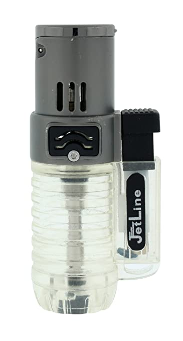 Amazon jetline super torch clear lighter health personal care jetline super torch clear lighter reheart Image collections