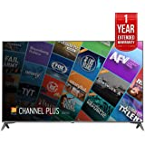 """LG 75"""" Class 4K UHD HDR Smart IPS LED TV (75UJ6450) with 1 Year Extended Warranty"""