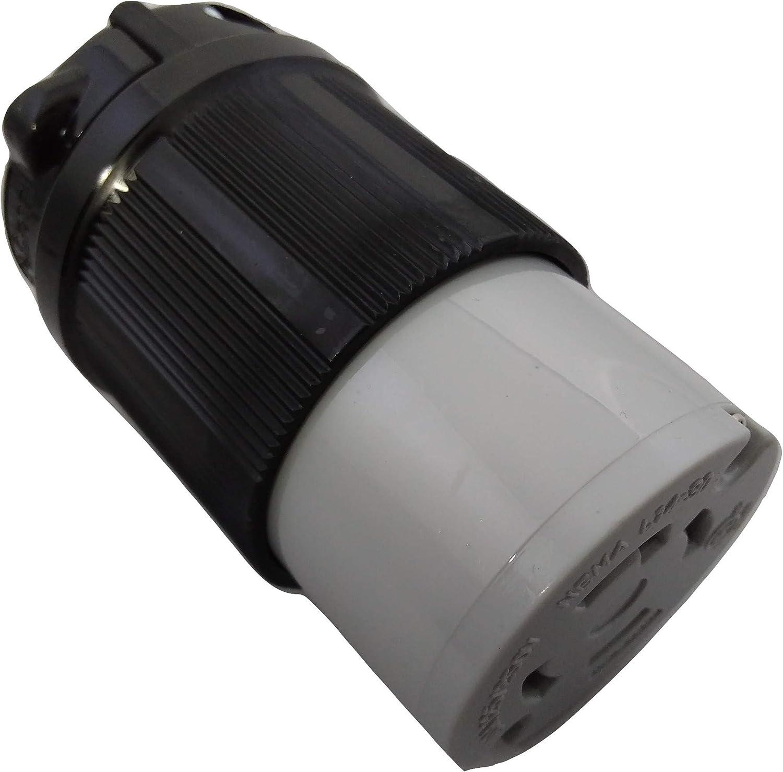Powertronics Connections, Nema L14-30 Connector