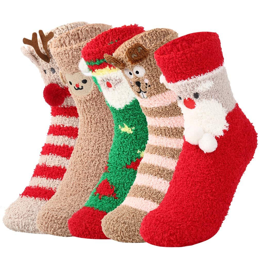 schöne warme Socken