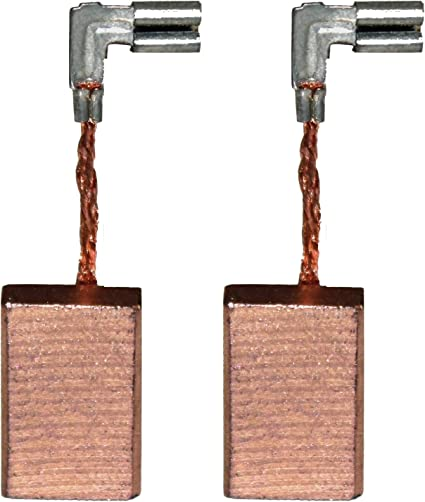 PW5000C GD0801C 9563CV Balais de charbon pour meuleuse dangle Makita 9560CV SA5040C 9564CV 9561CV 9565CV