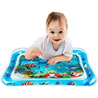 VOCH GALA Inflatable Tummy Time Water Mat, Baby Toys for 3 6 9 12 Months Infant Boys Girls, Ideal Gift for Baby to Meet…