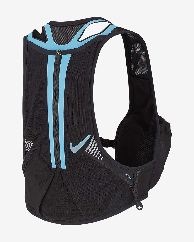 Nike Trail Kiger Vest 3.0, Running, Hiking, Black Blue