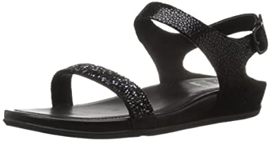 86b59d270e566f Fitflop Women s Banda Roxy Dress Sandal  Amazon.co.uk  Shoes   Bags