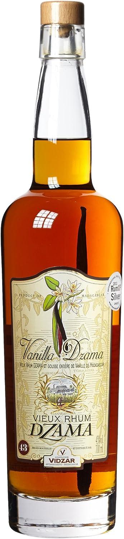 dzama Vieux Vanilla Rum (1 x 0,7 l)