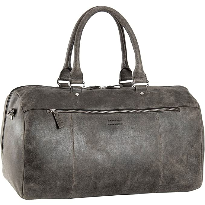 Leonard Heyden 9052322, Sac de Voyage, Boston, Marron