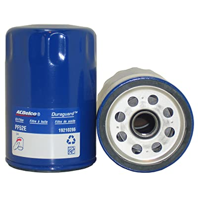 ACDelco PF52E Professional Engine Oil Filter: Automotive