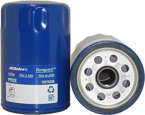 Amazon.com: ACDelco PF52E, filtro de aceite profesional para ...
