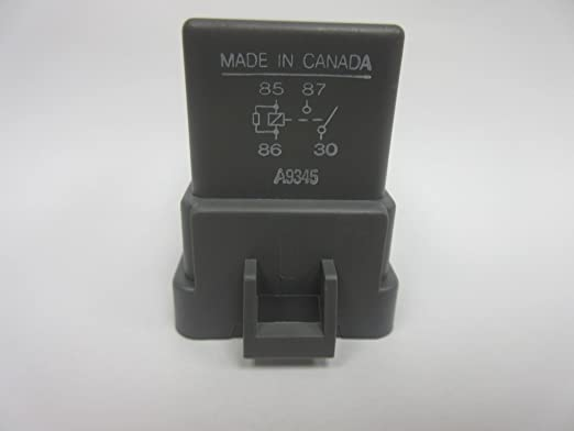 GM Relay 12177235 Pack of 2