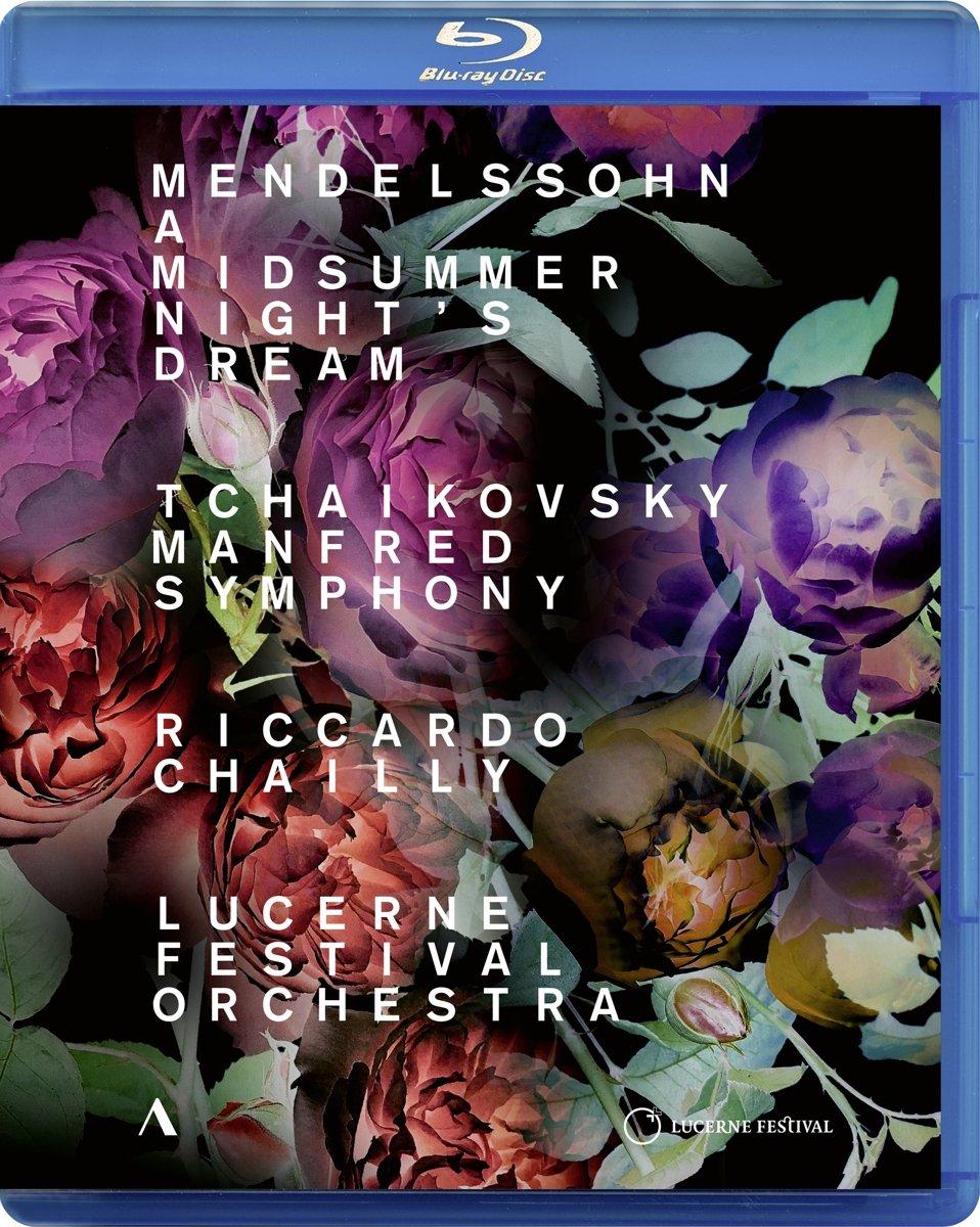 Blu-ray : Midsummer Night's Dream / Manfred (Blu-ray)