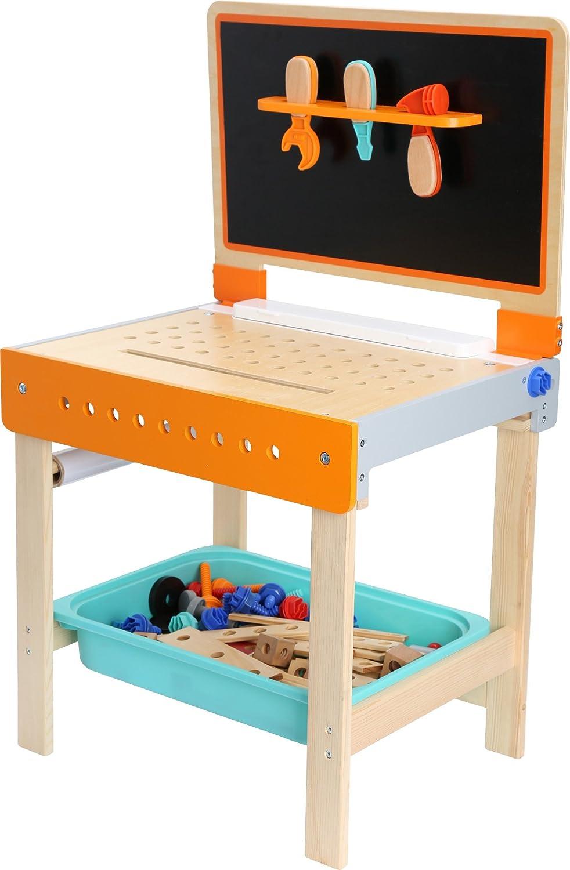 Furtwängler Werkbank Kinderwerkbank mit Maltisch und Spielwerkzeug Spielwerkzeug Spielwerkzeug 571f22
