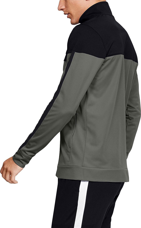 Under Armour Mens Sportstyle Pique Jacket Zip Up Sweatshirt