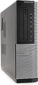 Dell Optiplex 7010 Business Desktop Computer PC (Intel Core I5-3470, 8GB RAM 256GB SSD, HDMI, WiFi, DVD-RW) Windows 10 Pro, 1GB Graphics (Renewed)