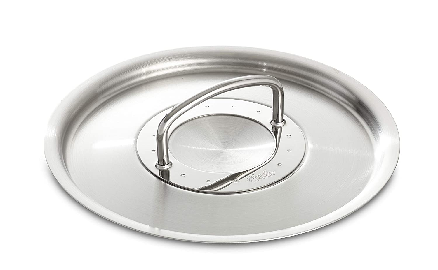 Metal / Lid for Pots and Pans with 28/ cm Diameter Fissler Original Profi Collection Metal Lid/  Accessories 8310428600 Replacement