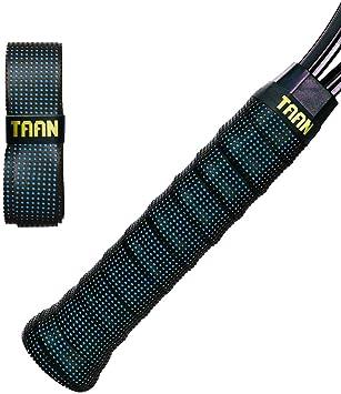 Tennis Squash Victor Fishbone Grip gelb 2er Pack Griffband für Badminton