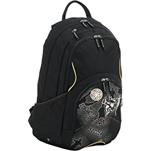 4814d17e636ed 4 You Flash Collection 40 Rucksack Flow mit Laptopfach 47 cm black ...