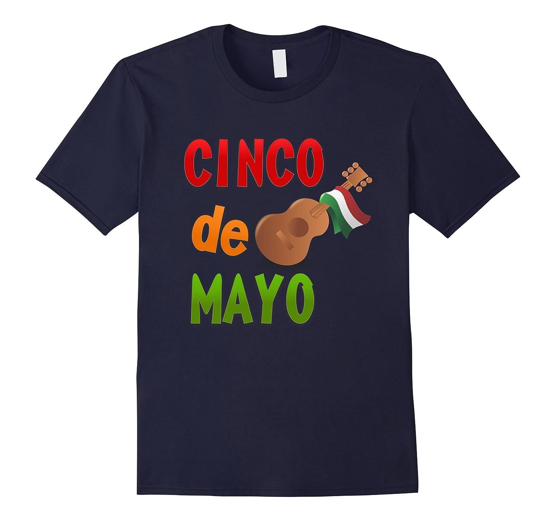 Cinco de Mayo Fiesta Holiday Tee Shirt-TH