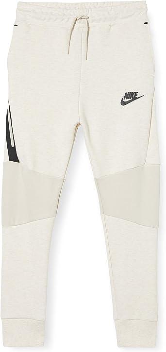 NIKE B NSW TCH FLC Pant - Pantalones de Deporte Niños: Amazon.es: Deportes y aire libre