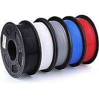 ELEGOO PLA Filamento de Impresora 3D, Precisión Dimensional