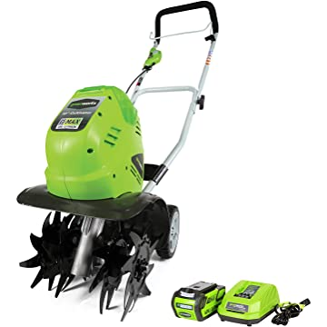 powerful Greenworks G-Max