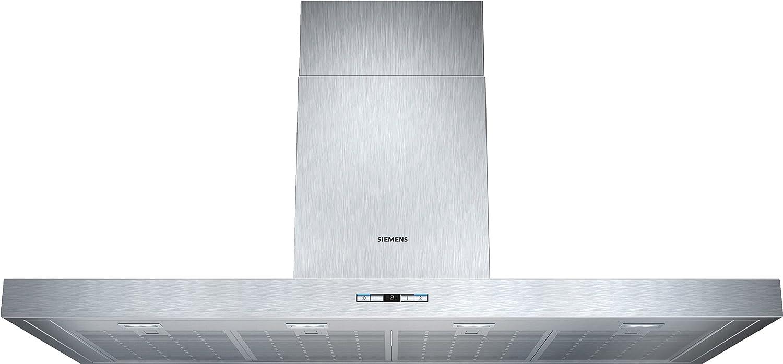 Siemens LC28BH542 - Campana (440 m³/h, Canalizado/Recirculación, A, A, D, 54 dB): 1135.88: Amazon.es: Grandes electrodomésticos