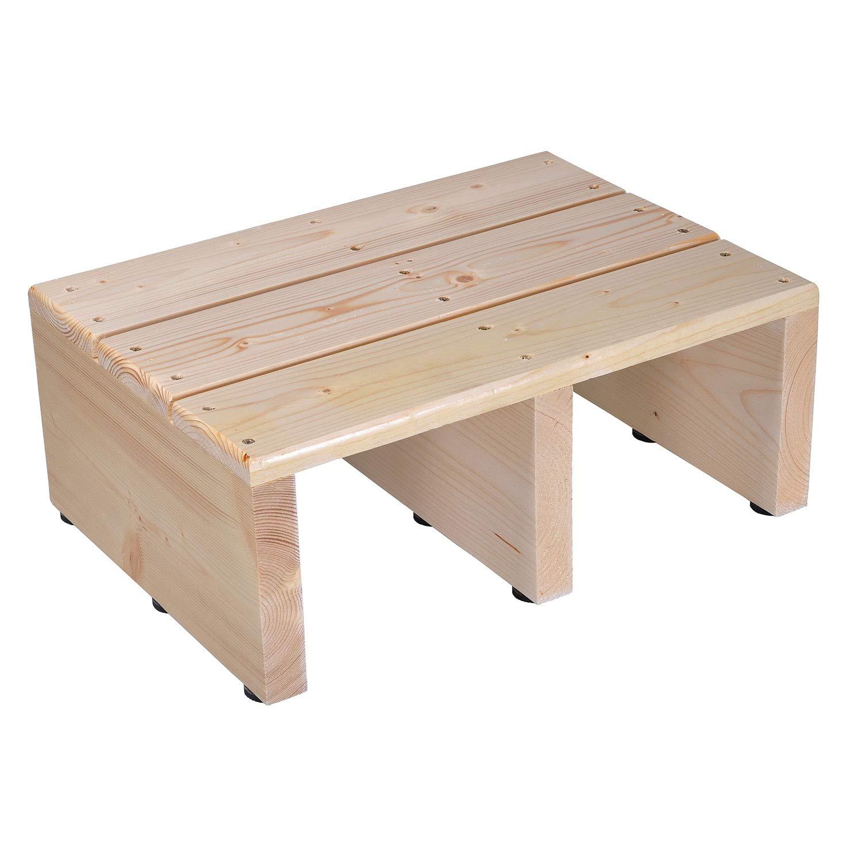 Ecrocy Wooden Bedside Step Stool Indoor Buy Online In Gibraltar At Desertcart