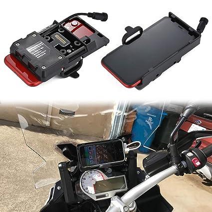 TUINCYN Soporte para teléfono móvil Cargador USB para BMW ...