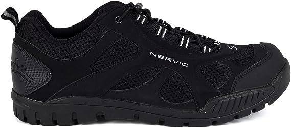Spiuk Nervio MTB - Zapatillas de Ciclismo Unisex, Color Negro ...