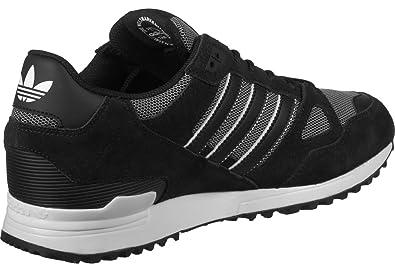 adidas Herren Zx 750 Wv Laufschuhe, schwarz