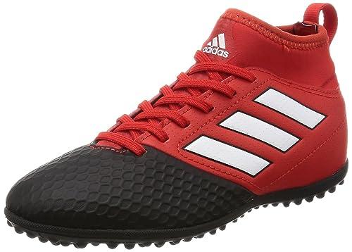 Adidas Ace 17.3 Primemesh TF, Botas de Fútbol para Hombre, Rojo (Rojo/(Rojo/Ftwbla/Negbas) 000), 40 EU