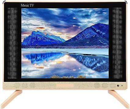 Televisor portátil con Pantalla LCD de 24 Pulgadas, Mini televisor ...