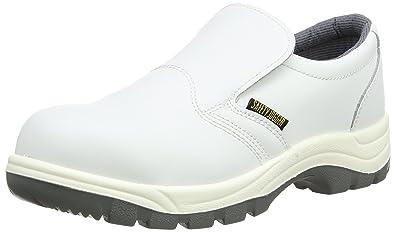 Safety Jogger X0500, Unisex - Erwachsene Arbeits & Sicherheitsschuhe S2, weiss, (wht/lgr 67), EU 37