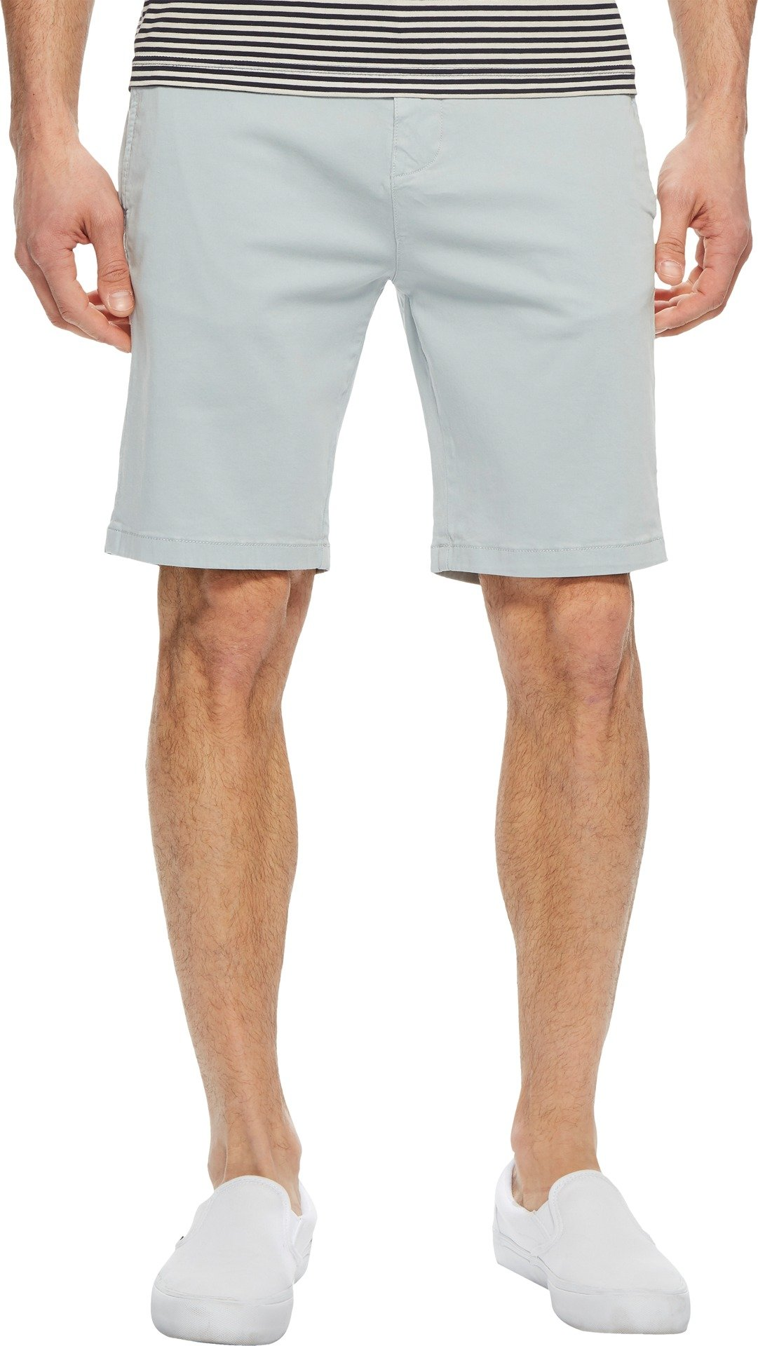 34 Heritage Men's Nevada Shorts In Ice Twill Ice Twill 38 9.5