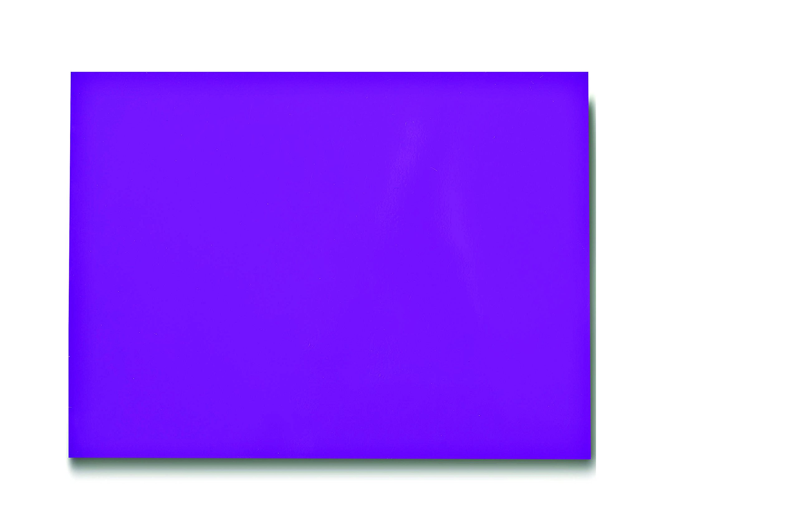25 Dry Erase Magnet Shelf Labels 2'' x 3'' - Purple - 20 mil