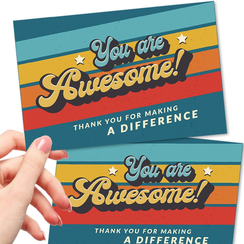 Front Line Worker Appreciation Notecards
