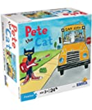 Pete the Cat: On the Bus 24 Piece Kids Puzzle